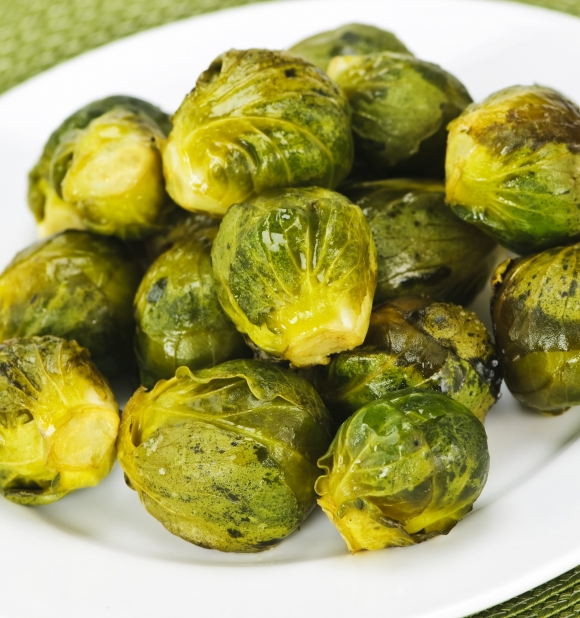 Roasted Brussell Sprouts