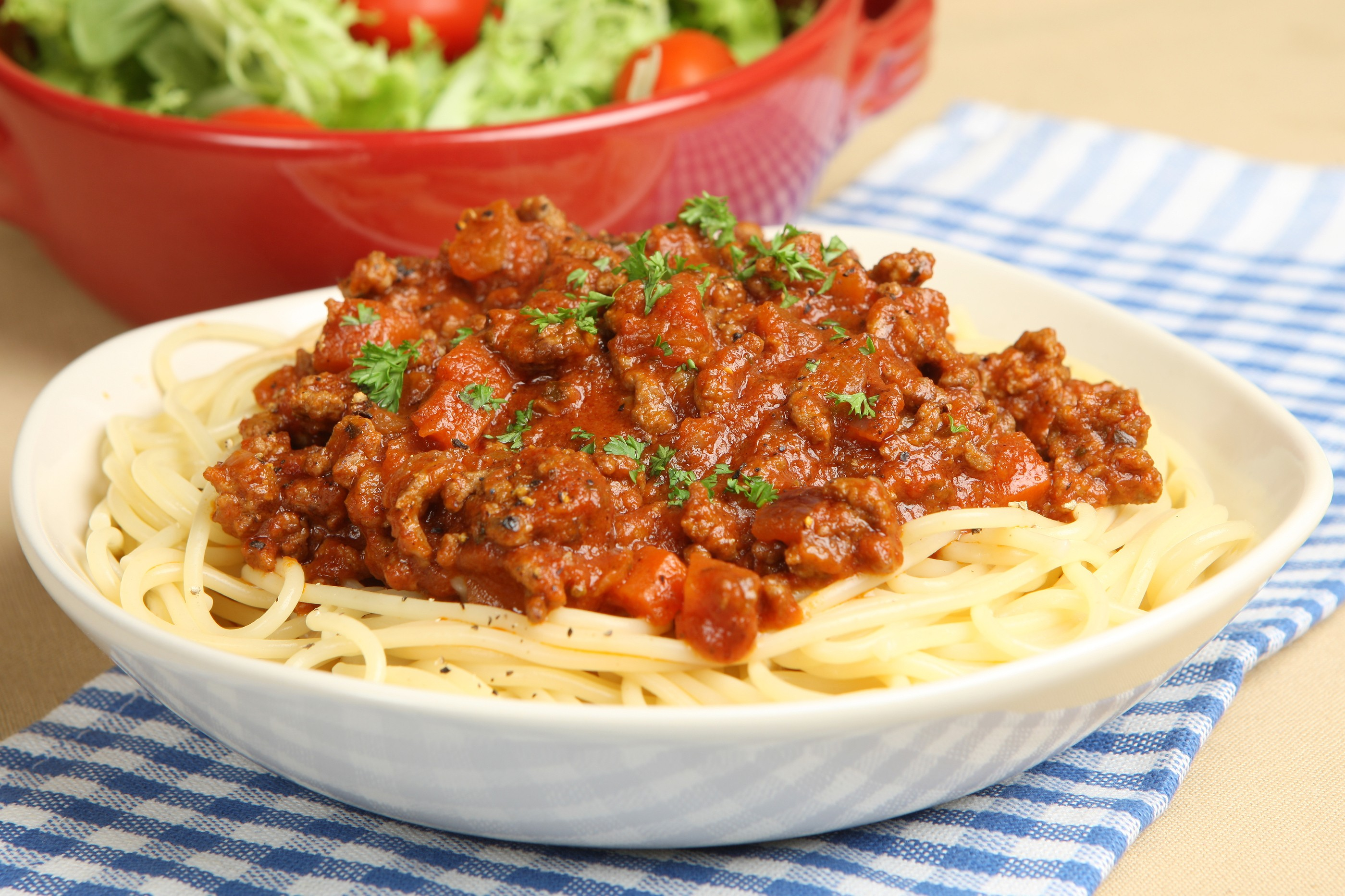 Don's Quick Meat Sauce