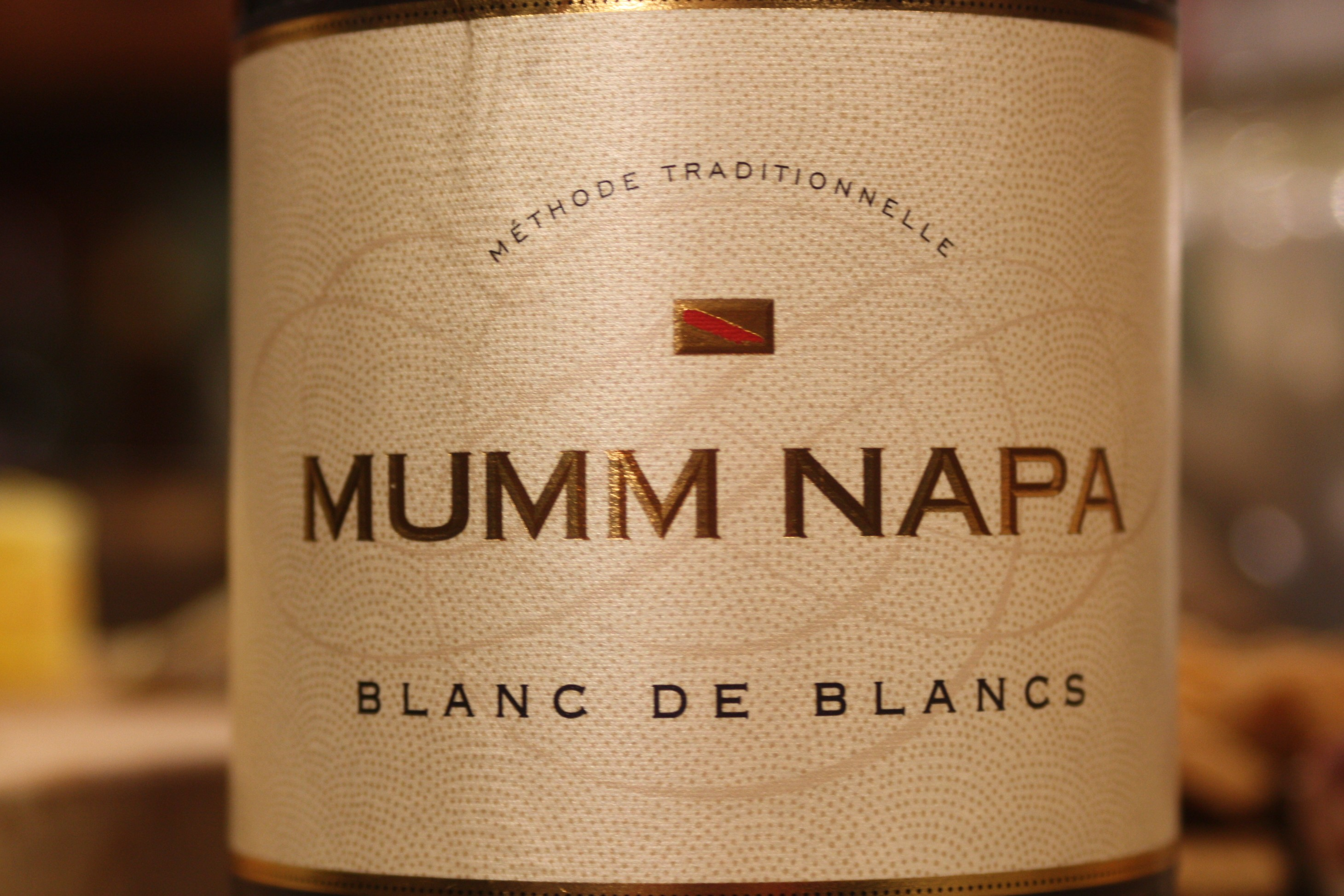 Methode Traditionnelle Mumm Napa Blanc De Blancs