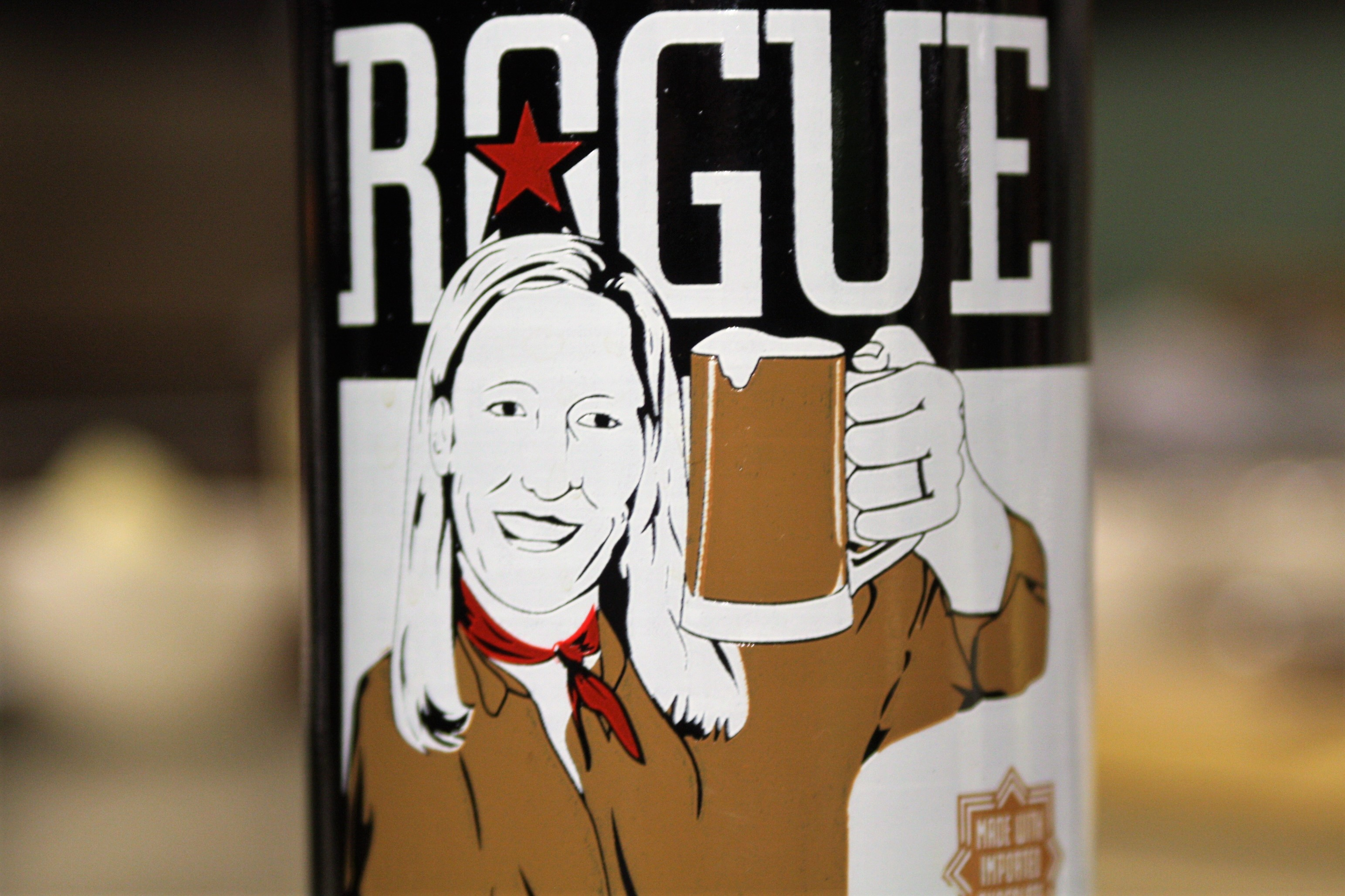 Rogue Ales, Shakespeare Oatmeal Stout
