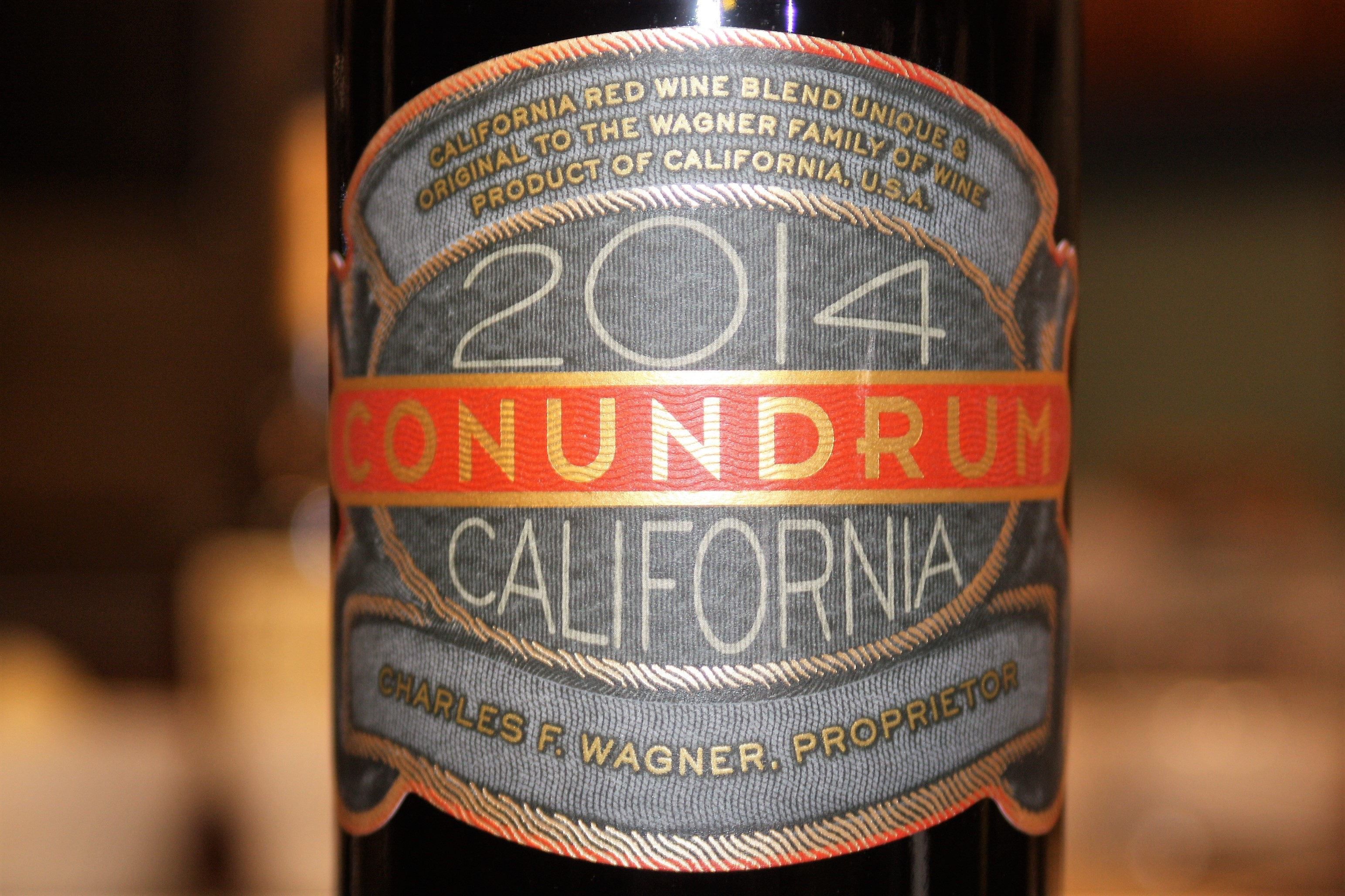 Conundrum, 25th Anniversary Red (2014)
