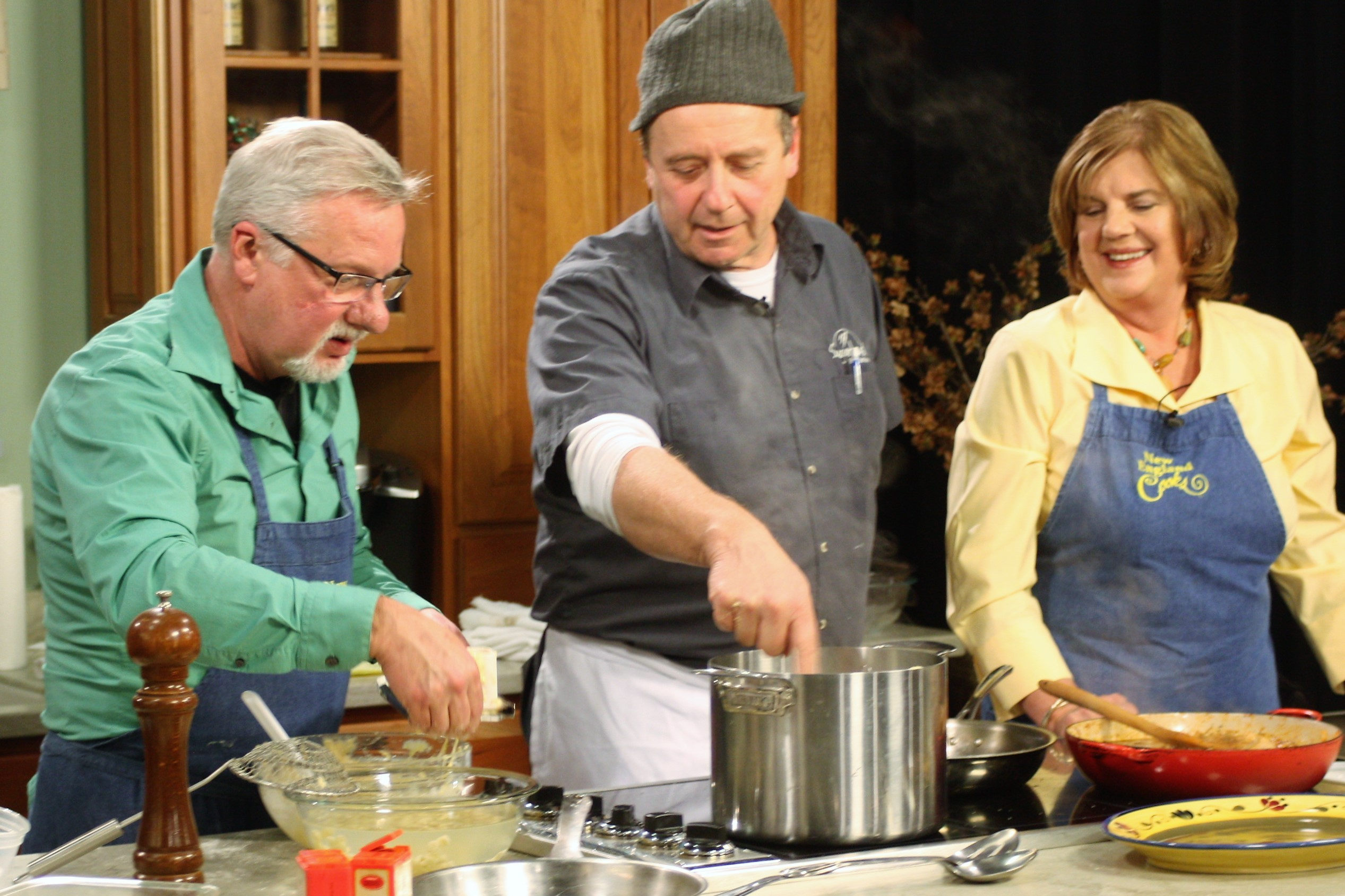 Chef Gerry Nooney, Sugarbush Resort