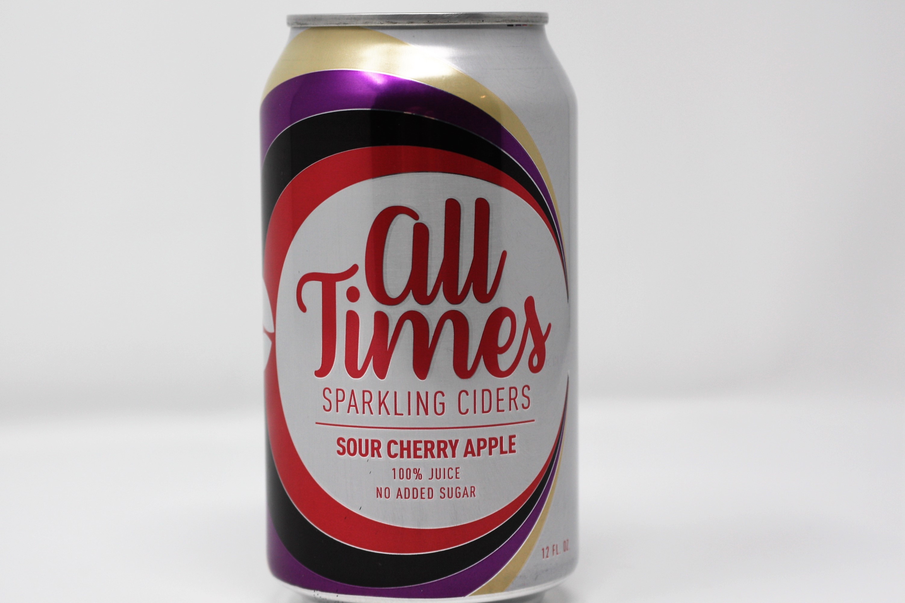 All Times Sour Cherry Cider