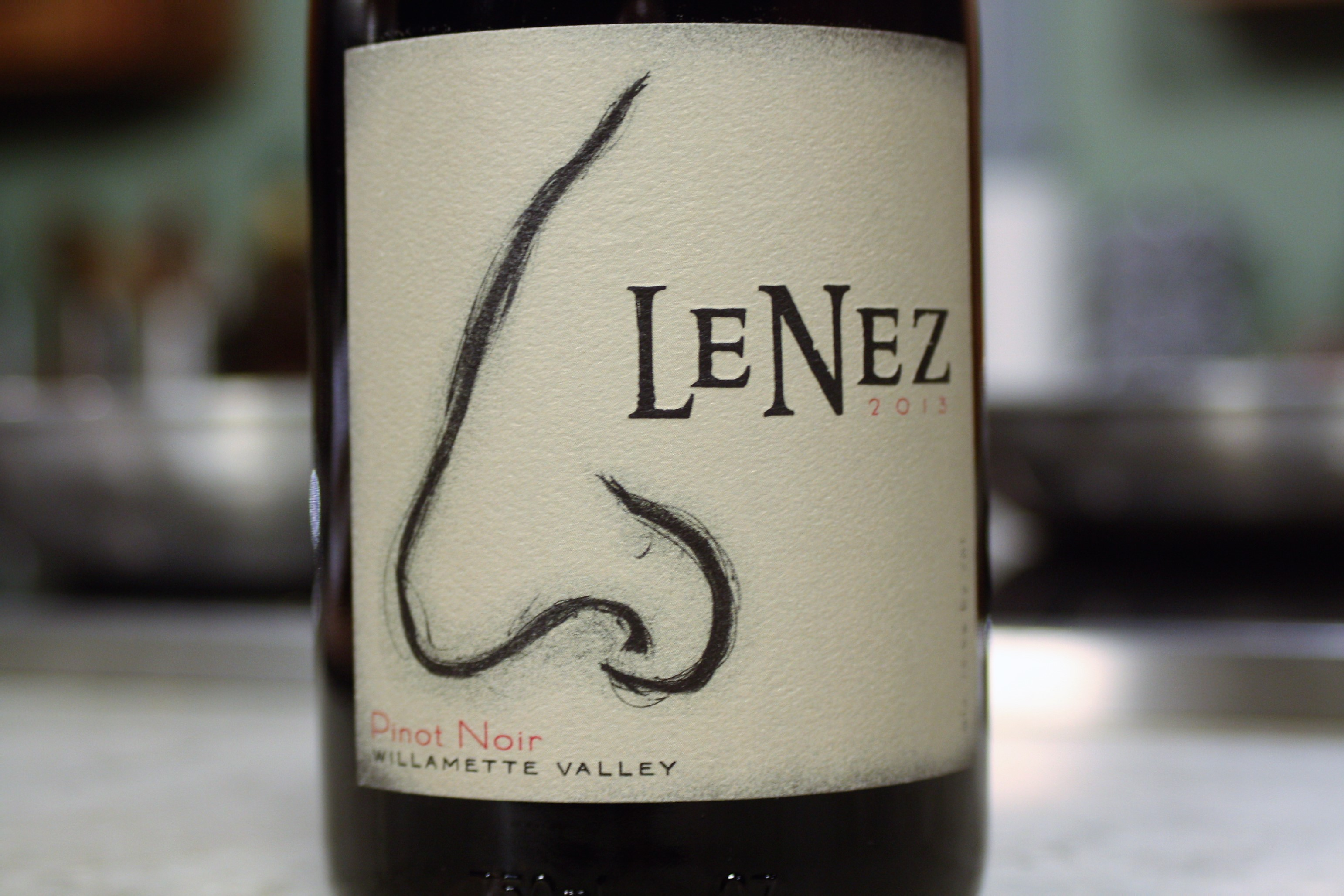 Lenné Estate, Yamhill-Carlton District Pinot Noir LeNez (2013)