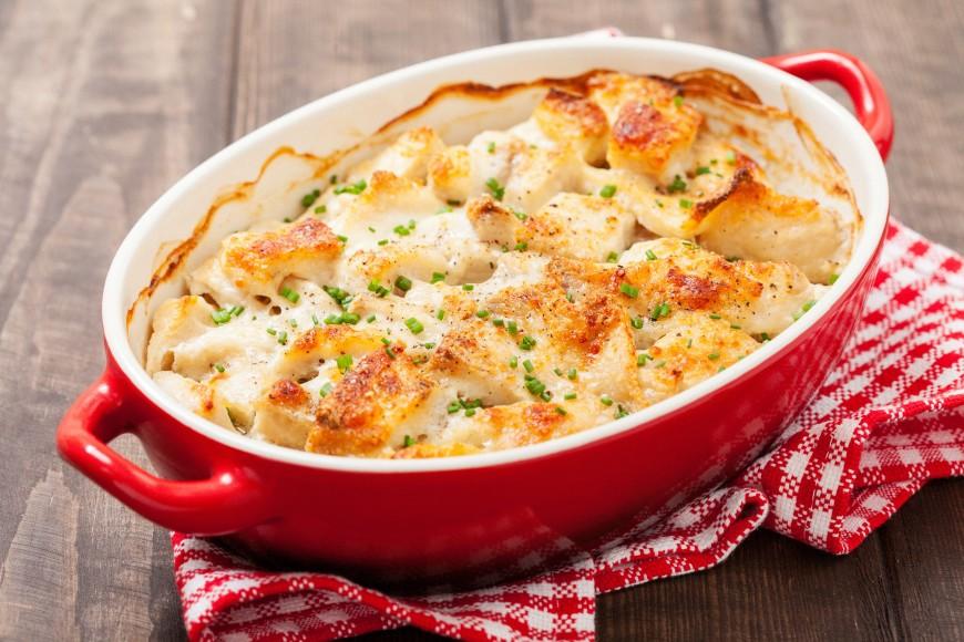 Seafood Pasta Casserole Recipes