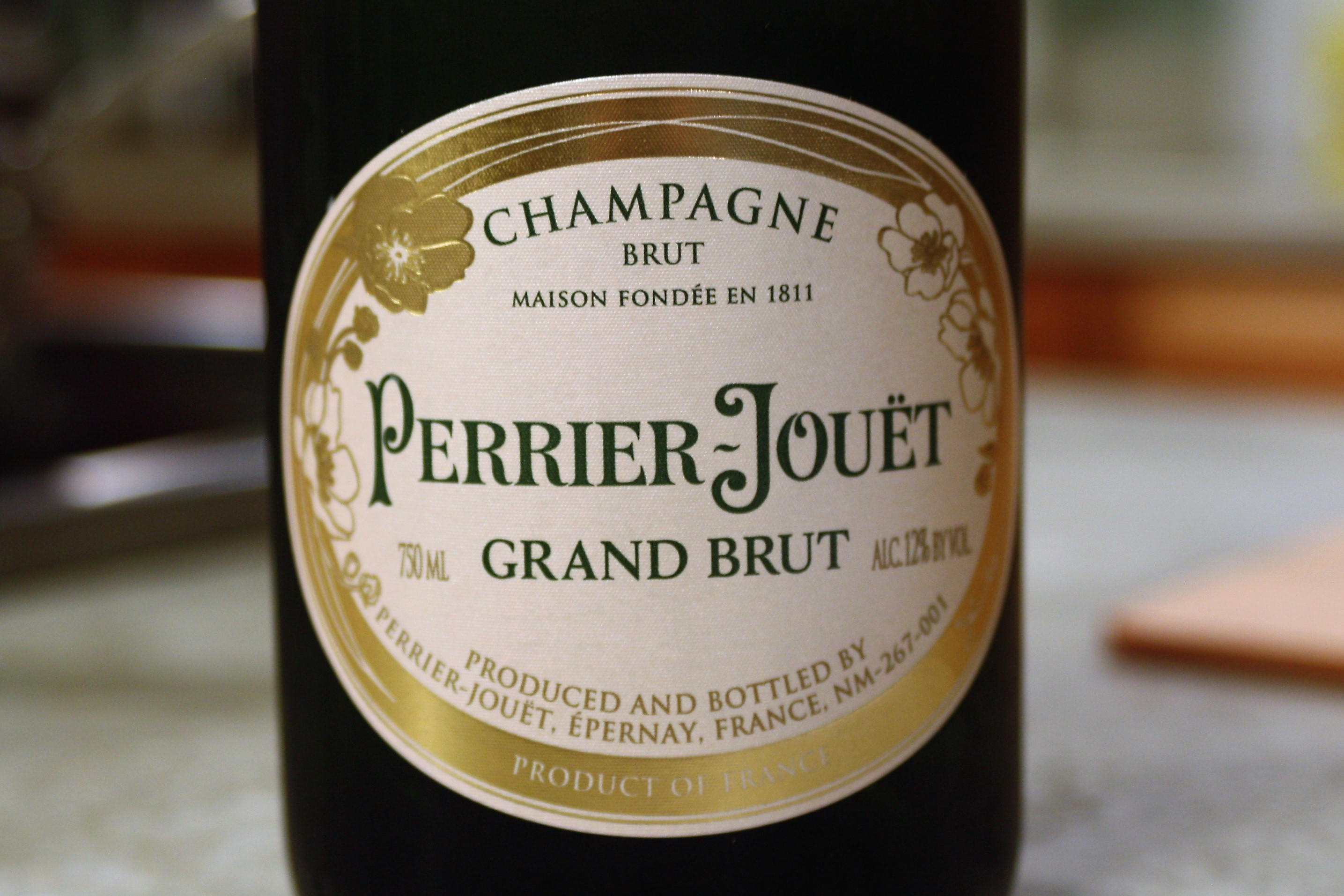 Perrier-Jouët, Champagne Grand Brut (NV)