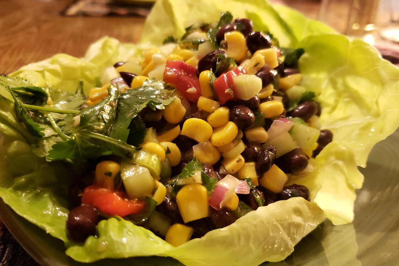 Zesty Corn and Black Bean Salad