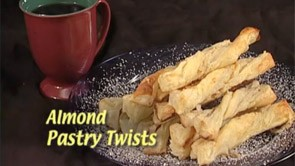 Almond Pastry Twists