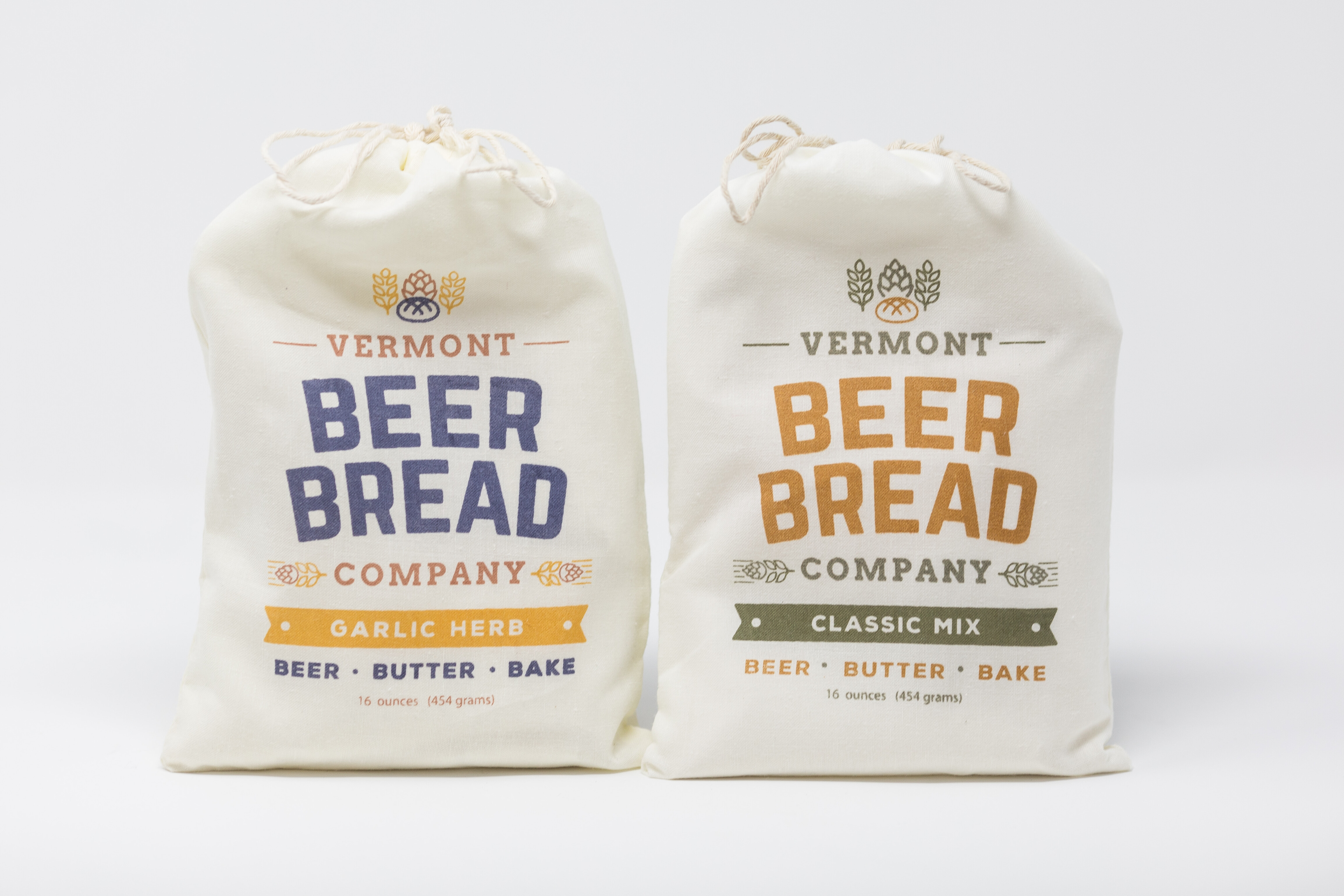 Vermont Beer Bread Company Pair with Drop-In Brewing Company, Red Dwarf American Amber Ale