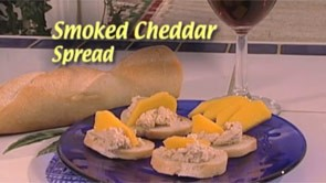 Smoked Cheddar Spread