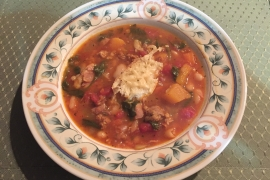 Hearty Ribollita Soup