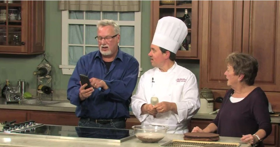 Chef Adrian Westrope, Chef Instructor Baking & Pastry Arts, NECI