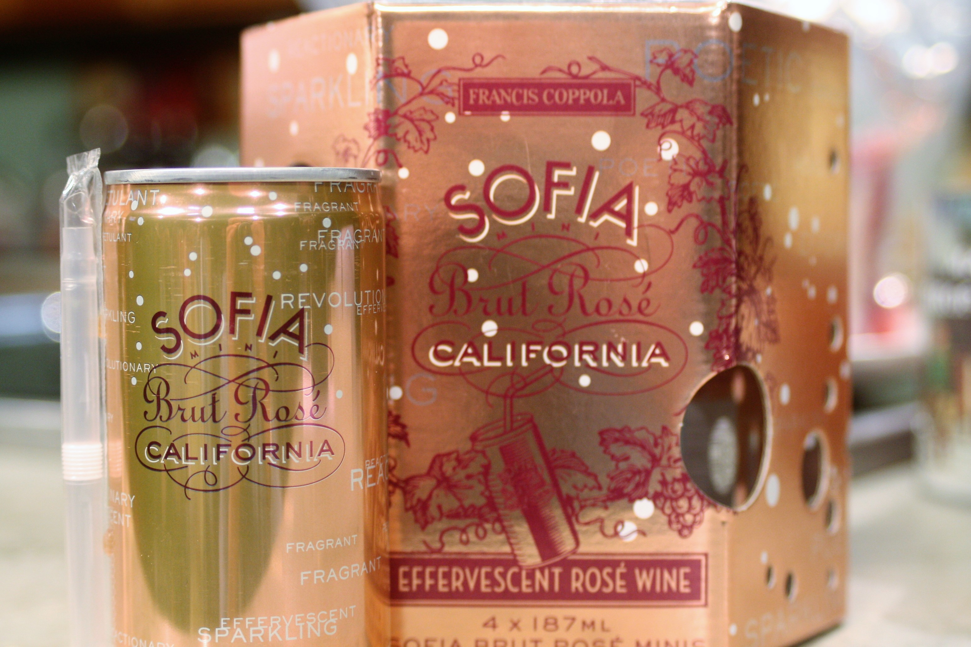 Coppola Sofia Brut Rose