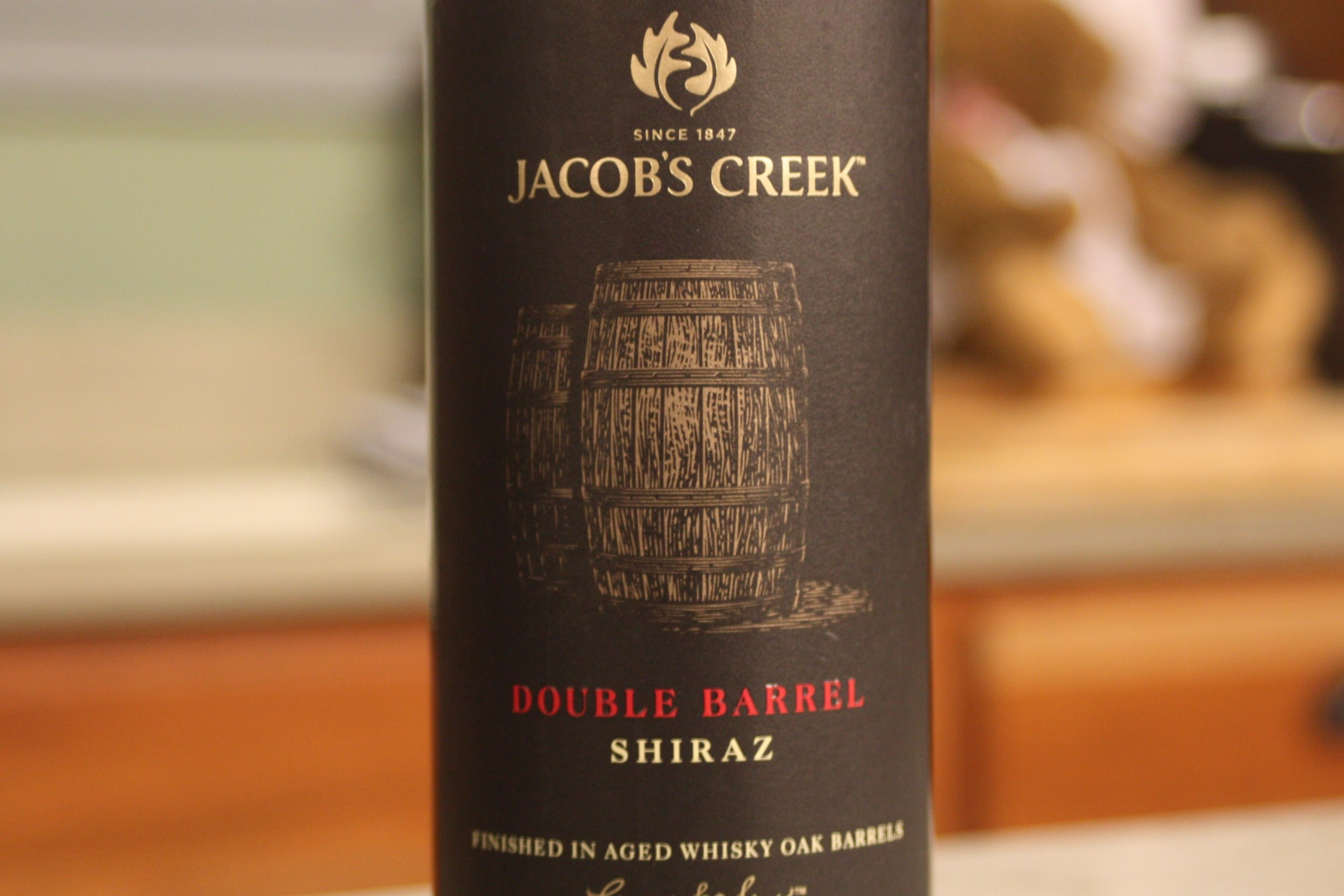 Jacob's Creek, Double Barrel Shiraz (NV)