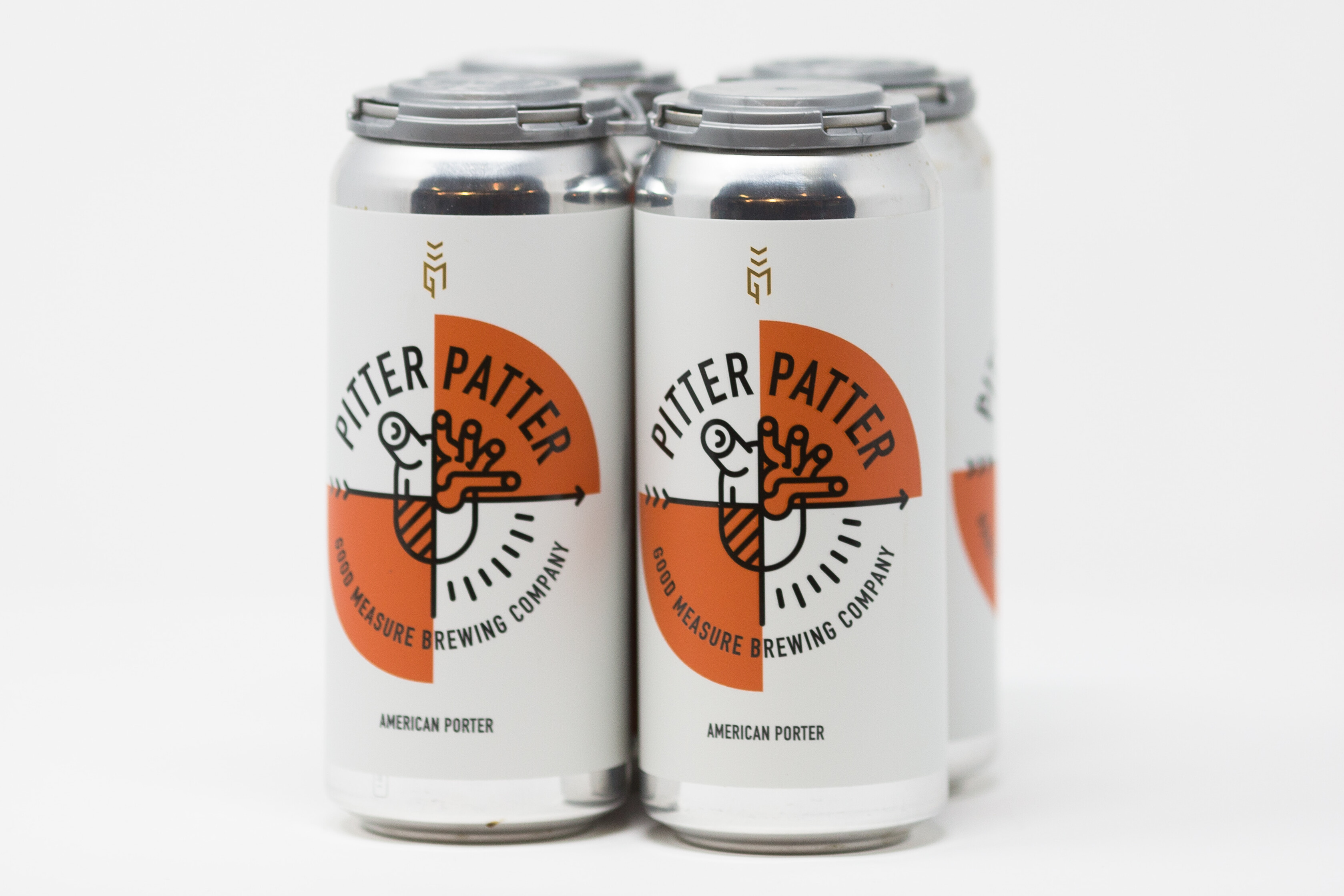 Good Measure Brewing Co., Pitter Patter
