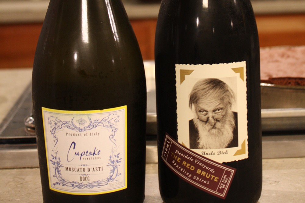 Cupcake Vineyards Moscato Dasti Bleasdale Vineyards The Red Brute
