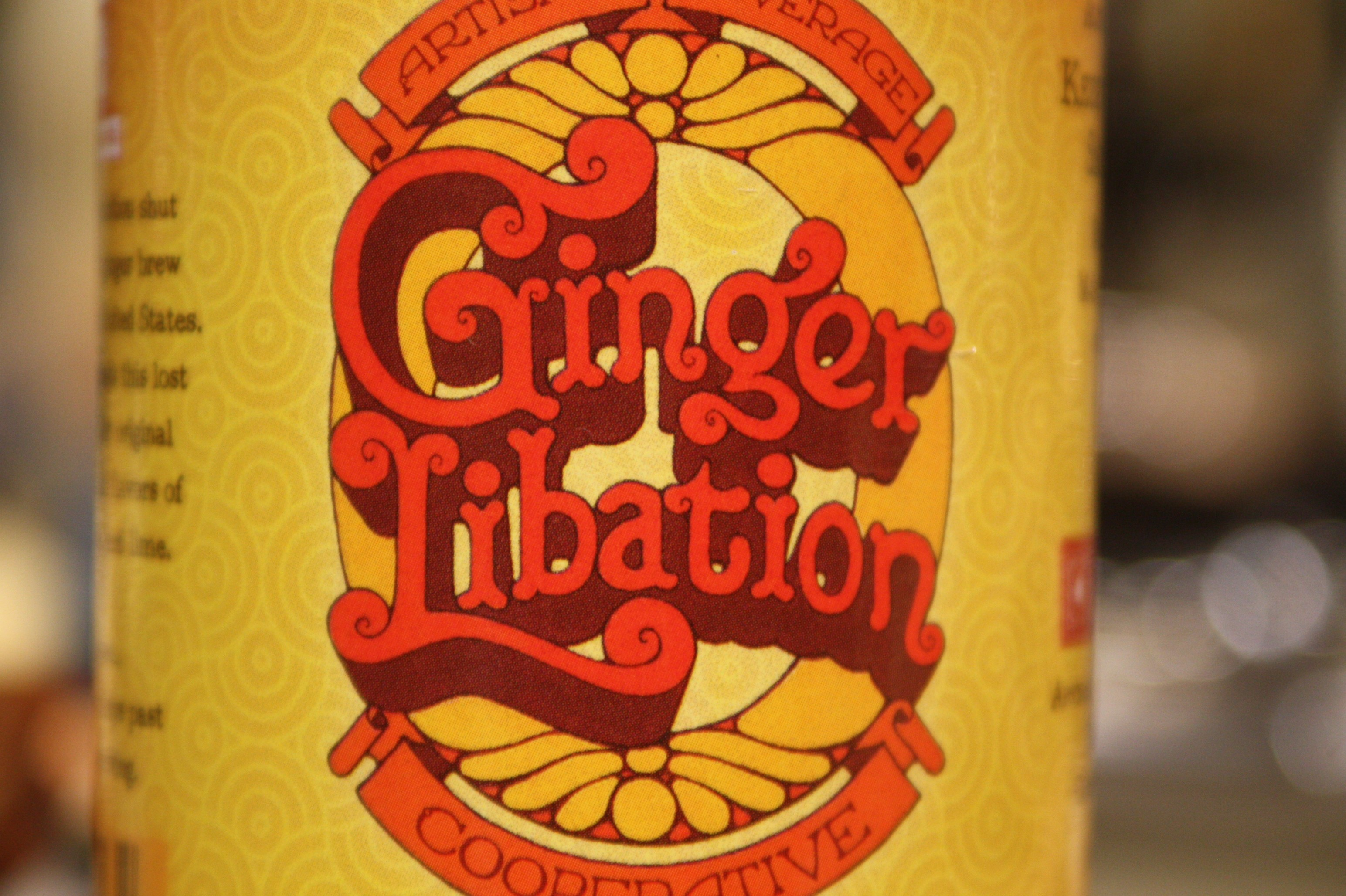 Ginger Libation