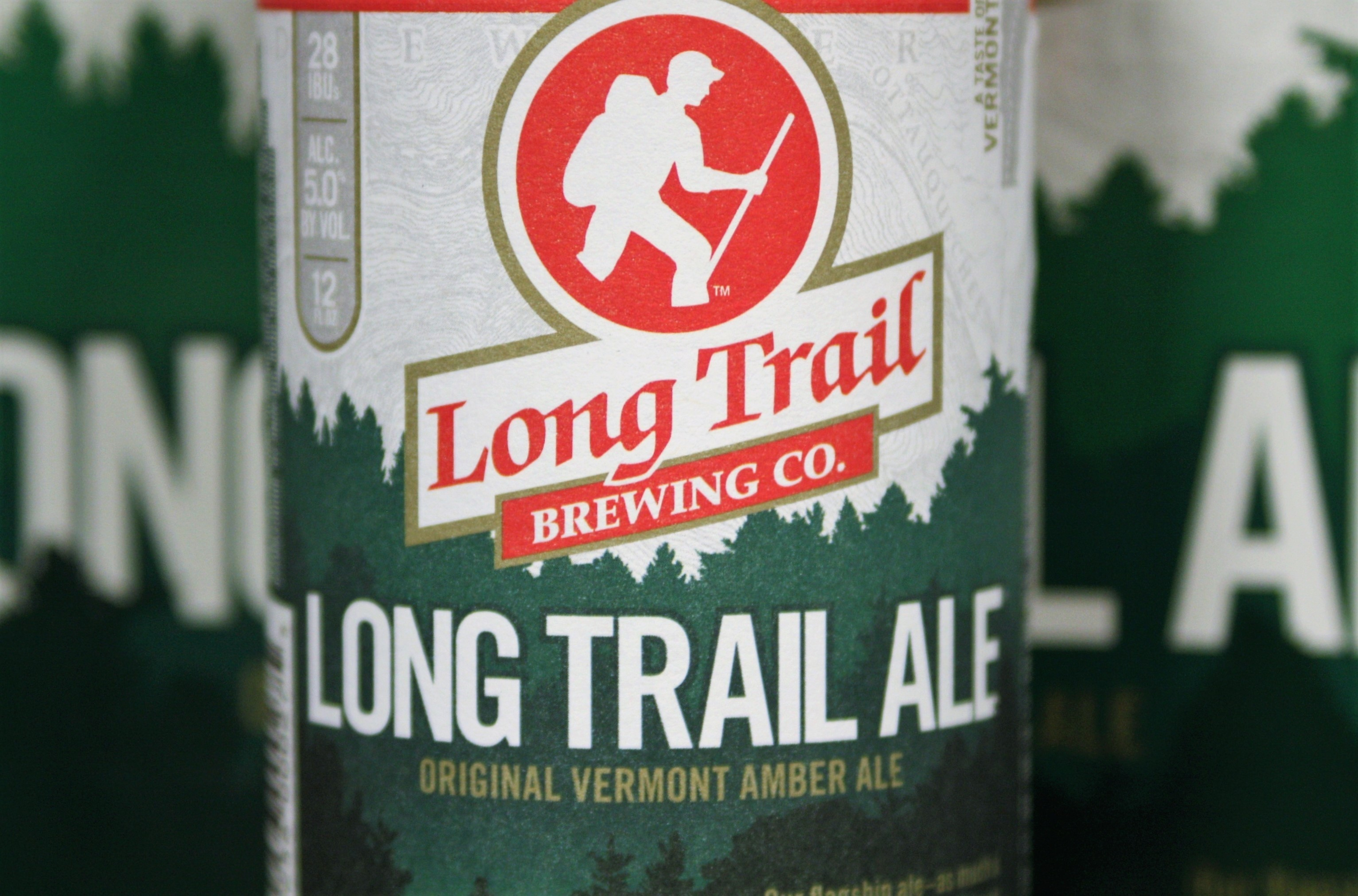 Long Trail Brewing Company Ale
