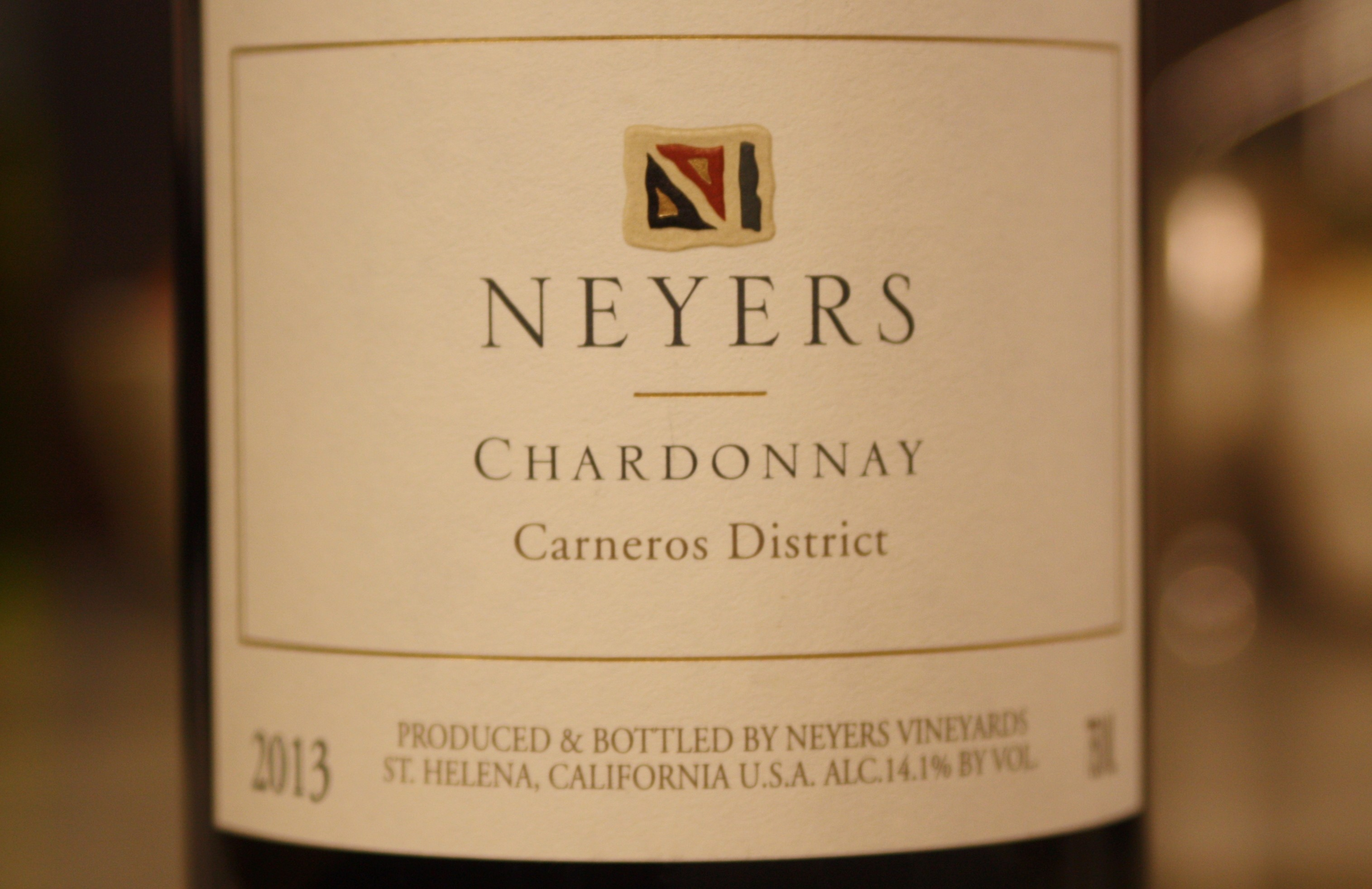 Neyers Vineyards Carneros Chardonnay