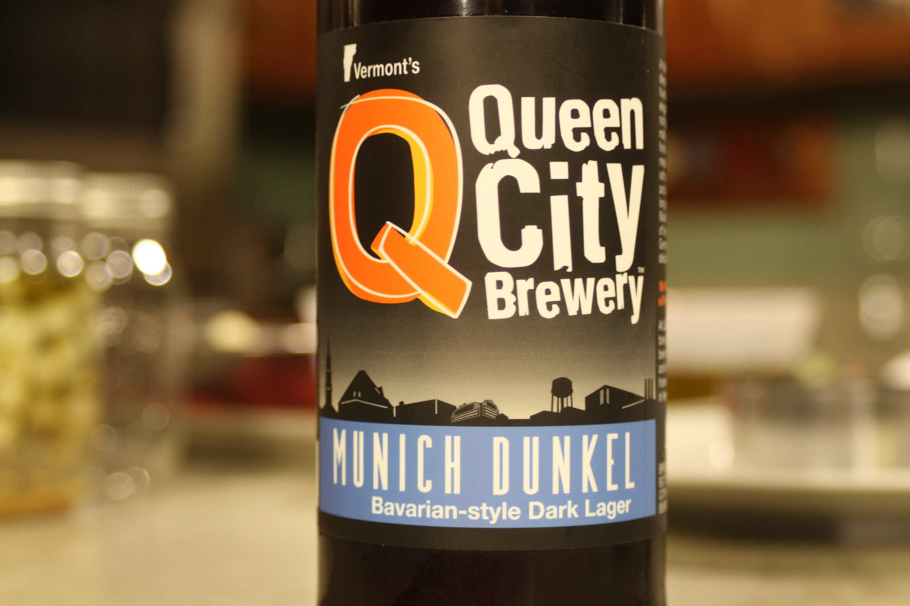 Queen City Brewery Munich Dunkel